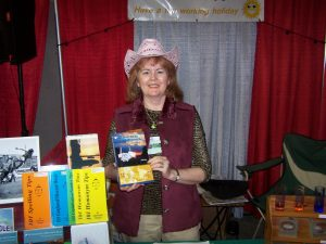 Barb launches new book at Chilliwack RV Show